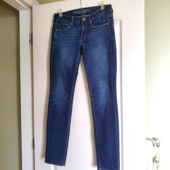 AMERICAN EAGLE Skinny Stretch Jeans Size 6
